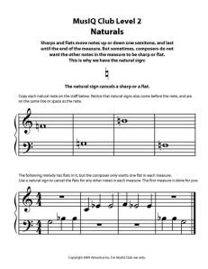 L2: TH Naturals
