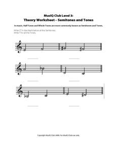 L3: TH Tones and Semitones