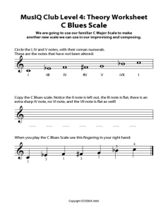 L4: TH C Blues Scale