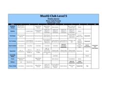 L5: Weekly Planner