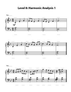 L8: TH Harmonic Analysis 1