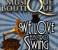 "Nuovo Album ""We Love Electro Swing"""