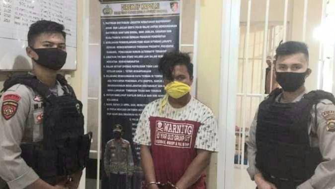 Remaja Cabuli 2 Anak Tetangga, Iming-iming uang Rp 2.000