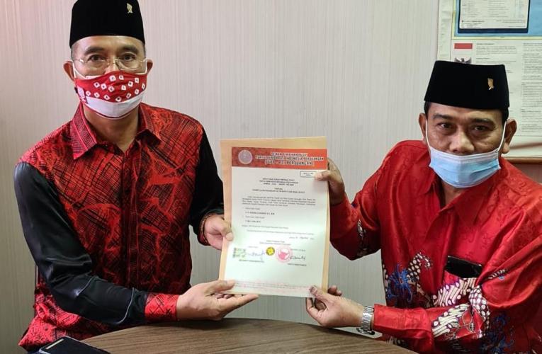 *SK DPP Terbit PDI Perjuangan Mantap Menangkan H2G-Mulyana