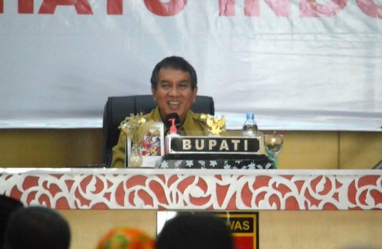 Pjs Bupati Musi Rawas Pimpin Rapat Staf