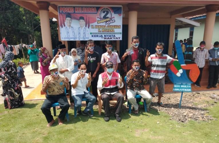Tim Road Show Selangit Mantapkan Kemenangan H2G-Mulya