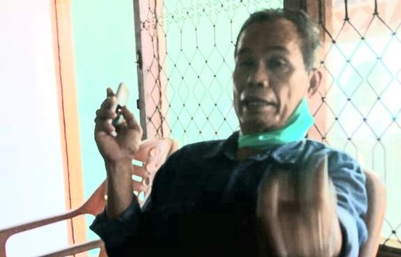 Basri Soni, Tokoh Masyarakat Mura Menyatakan Sikap dan Dukung Paslon H2G-Mulya