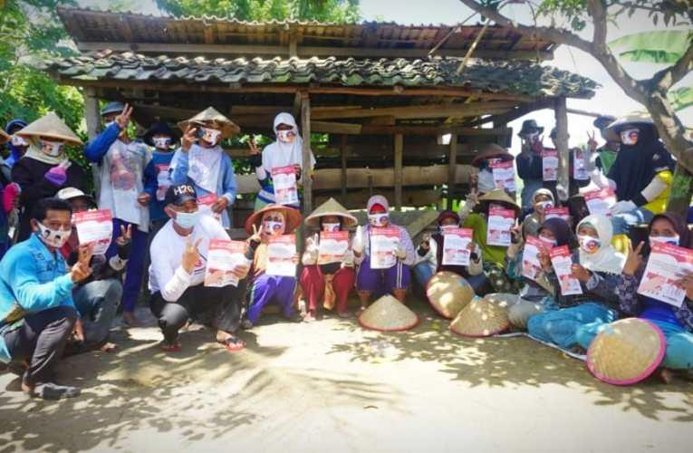 Para Petani di STL Ulu Terawas Apresiasi Cabup H2G