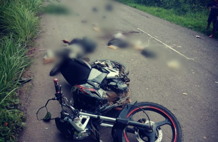 Tragedi Kecelakaan Maut di Talang Ubi Tewaskan Warga Karangendah