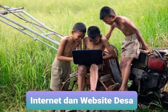 10 Website Desa Bantuan Pemprov Sumsel Belum Dioptimalkan