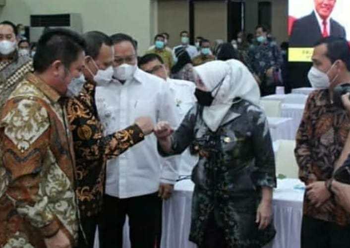 KPK Ajak 17 Bupati/Walikota di Sumsel Komitmen Berantas Korupsi