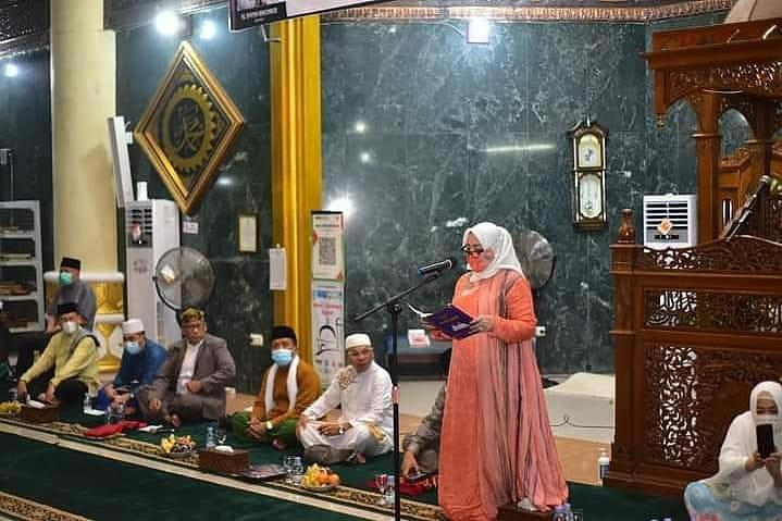 Nuzulul Qur'an, Bupati : Mari Perkuat Ukhuwah Islamiyah