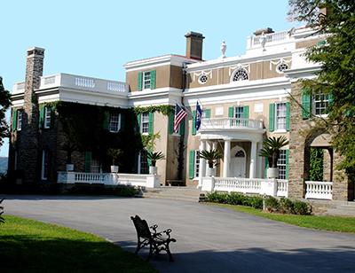 President Roosevelt Home