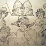 Addie Lou Garter's Figure Drawing