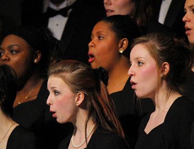 MCC's College Singers