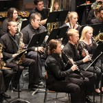 Wind and Jazz Ensemble October 2016