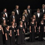 Muskegon Community College's Collegiates choir