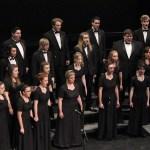 Muskegon Community College's Collegiates choir
