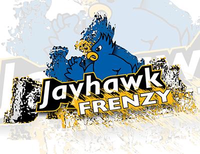 Jayhawk Frenzy logo