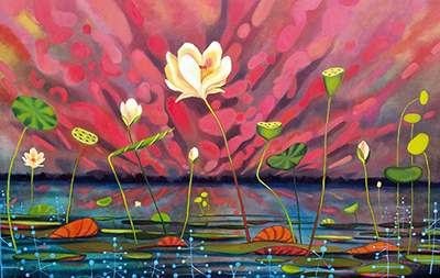 """""""Bayou Queen"""" by Mary Sundstrom"""