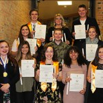 Phi Theta Kappa Honor Society Inductees October 2017