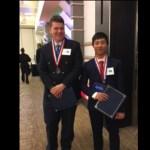 Paul Struck and Hoan Lam