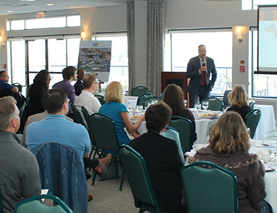 A presentation at the 2017 Muskegon Business Resource Connect event.