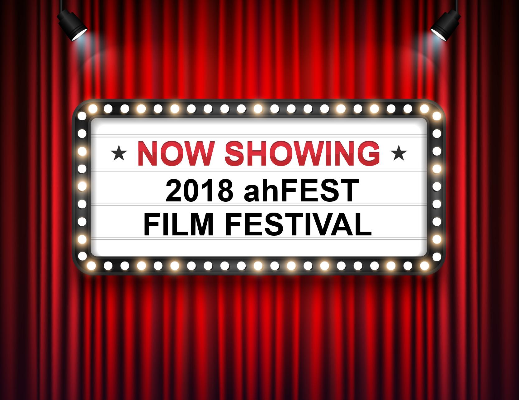 2018 ahfest 2018 film festival
