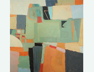 Cathy Marashi - Field Abstraction Spring