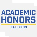 Fall 2019 Academic Honors Logo