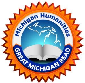 Great Michigan Read graphic