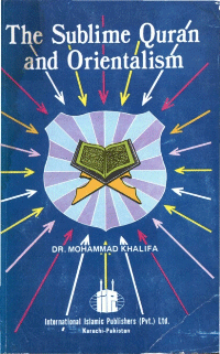The Sublime Qur'an and Orientalist