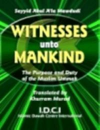 Witness Unto Mankind