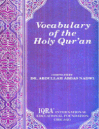 Vocabulary of the Holy Qur'an