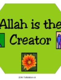 Allah is the Creator