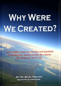 Why Were We Created