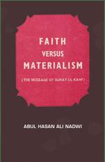 Faith Versus Materialism