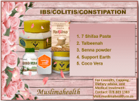 IBS/COLITIS/CONSTIPATION PACK