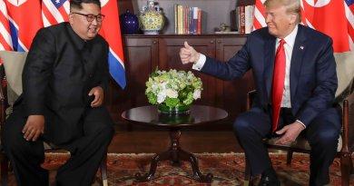 KTT Antara Presiden AS dan Presiden Korut