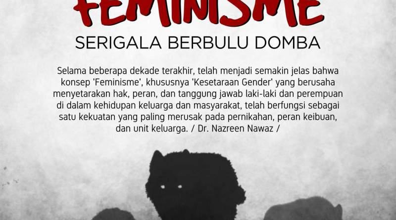 Feminisme: Serigala Berbulu Domba