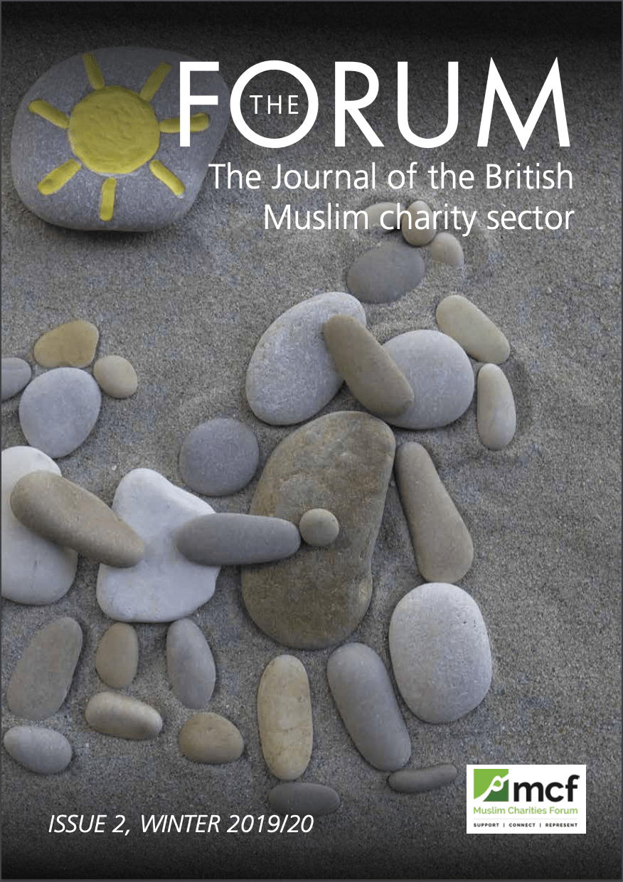 The second issue of MCF's Journal, The Forum, is now available!