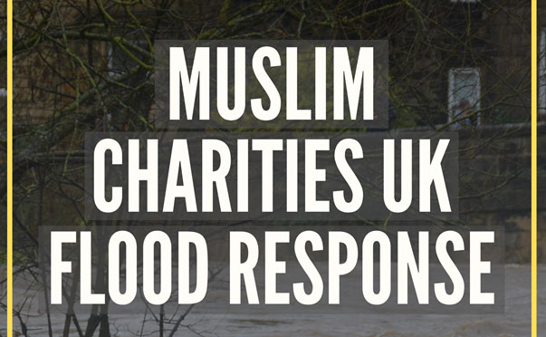 Press Release: Muslim charities respond to South Yorkshire Flooding