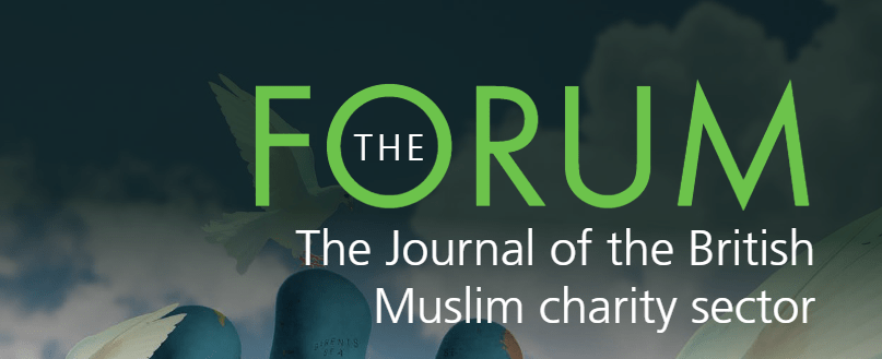 The third issue of MCF's Journal, The Forum, is now available!