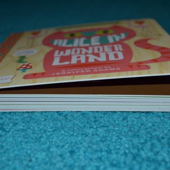 Alice in Wonderland Board Book