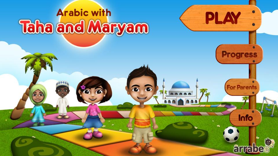Arabic with Taha and Maryam