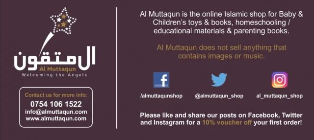 Al Muttaqun A5 Leaflet cropped bottom