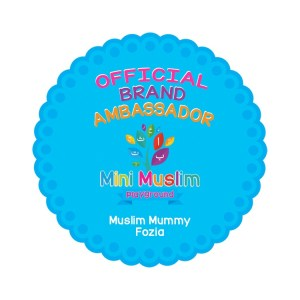 Mini Muslim Playground Brand Ambassador