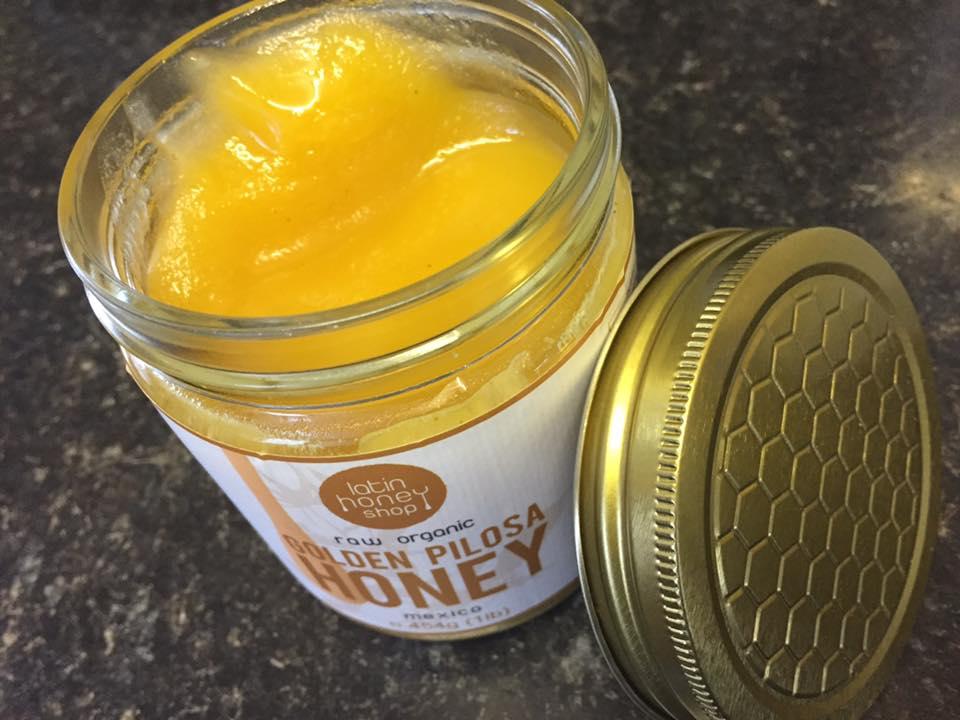 Latin Honey shop honey