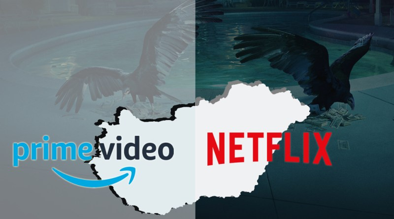 Amazon prime Video és Netflix