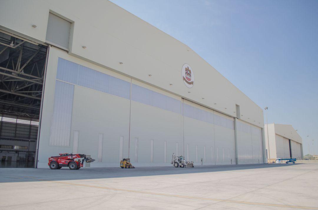 Presidential Flight (Second Hangar) Project